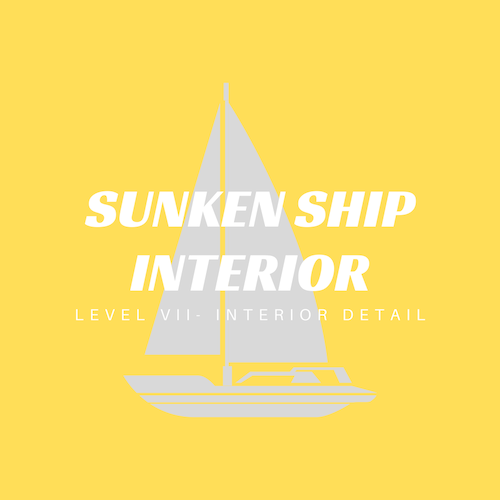 Sunken ships have very special environmental considerations and disposal fees begin at this level.
