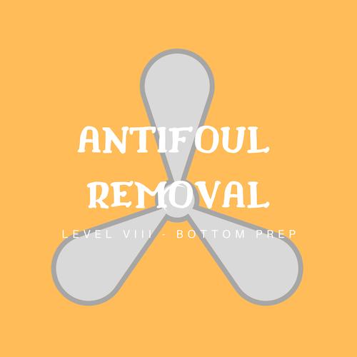 Anti foul removal