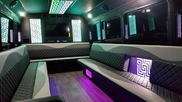 experience a party bus party with Image is Everything