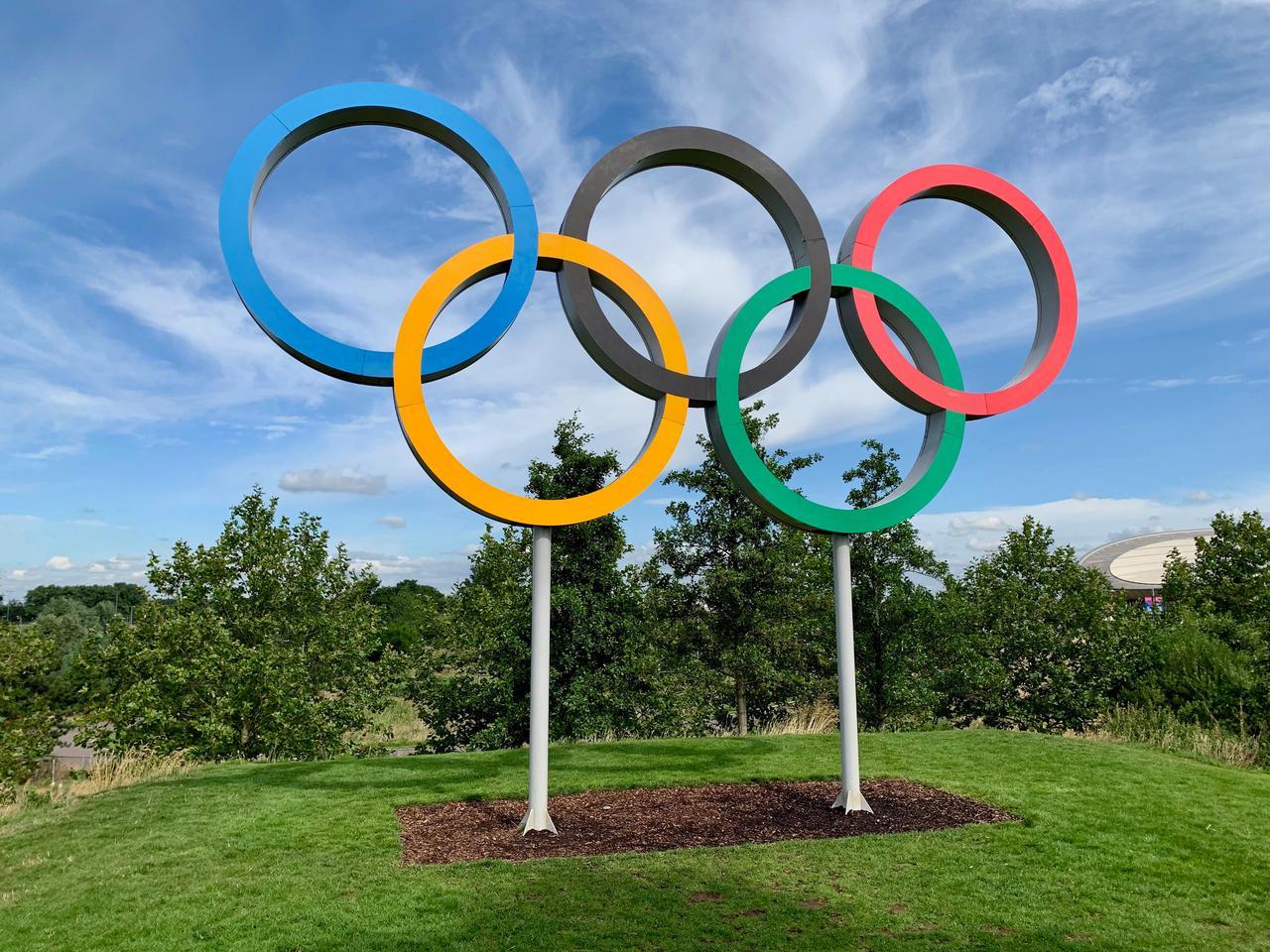olympic rings logo