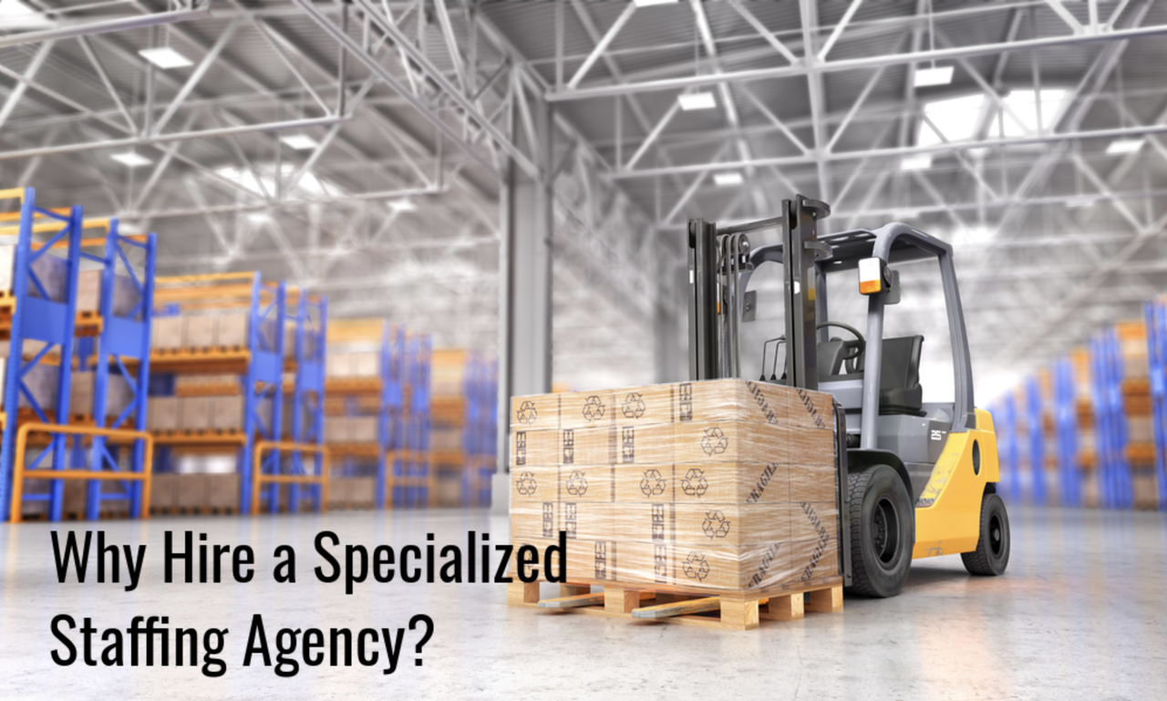 specialized warehouse staffing st louis