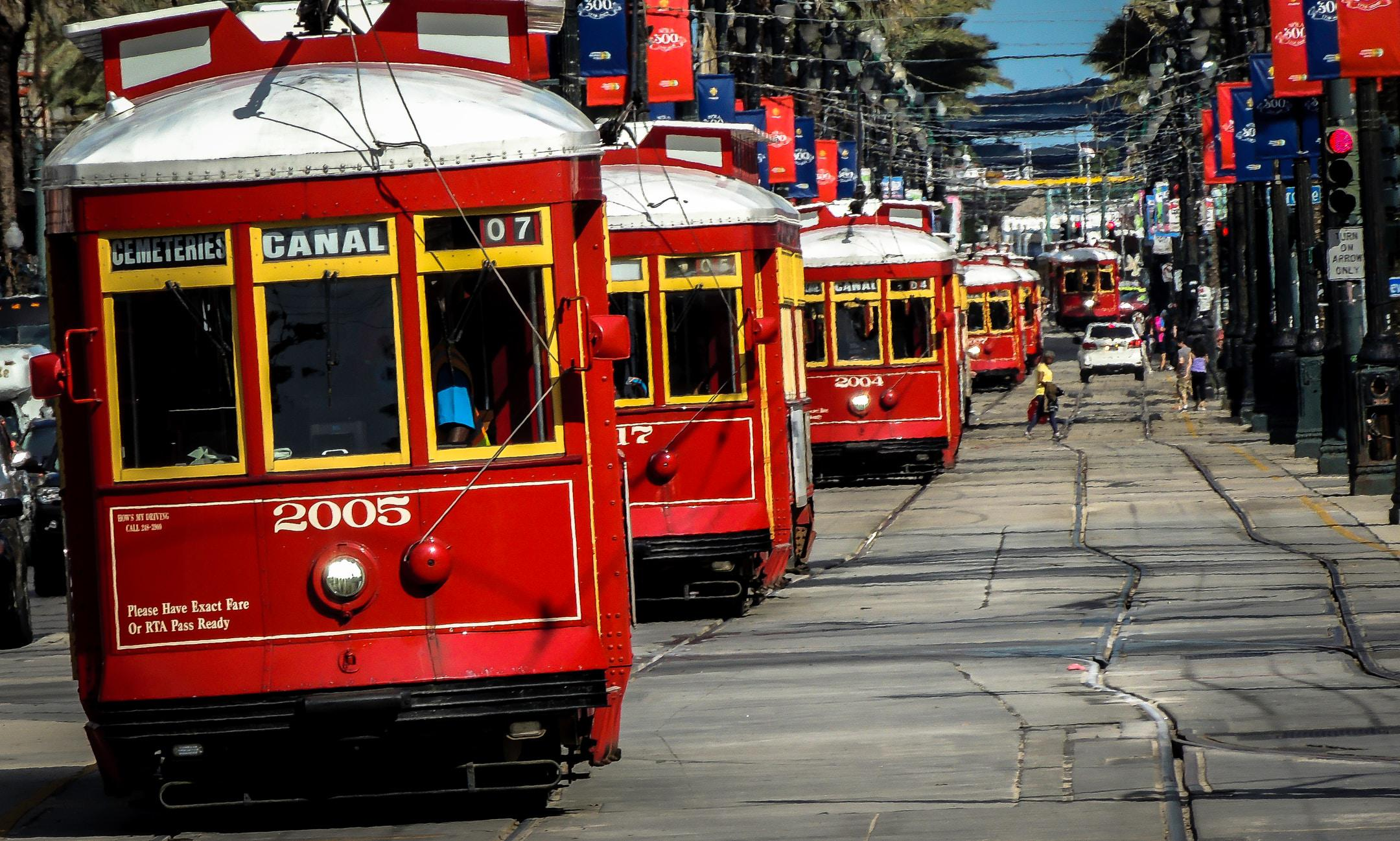 Canal Street, New Orleans!