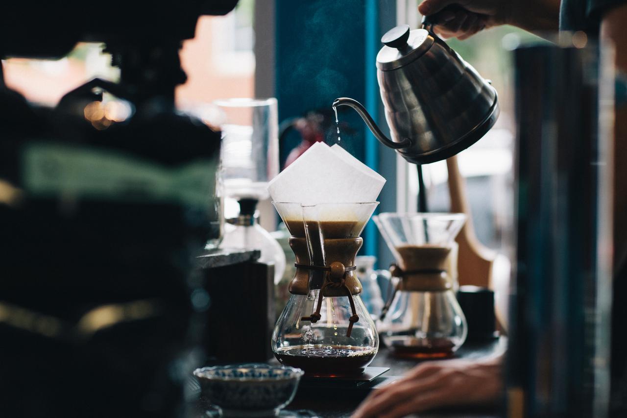 Wind Horse provides Oregon tea and coffee.
