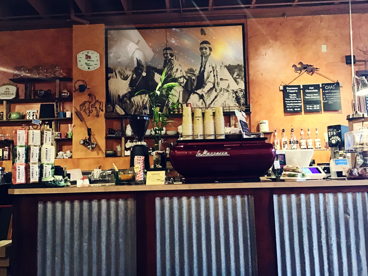 Welcome to Windhorse Coffee and Tea, your next home-away-from-home.