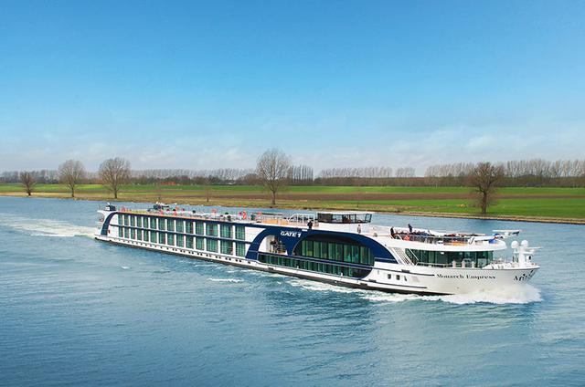 16 Night Danube River Cruise
