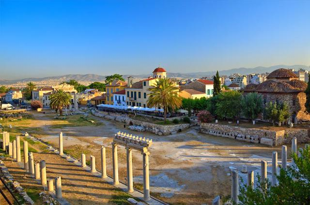 8 Day Tour of Greece Including Flights