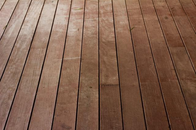 Wood flooring panels in a home in the Bronx, NY