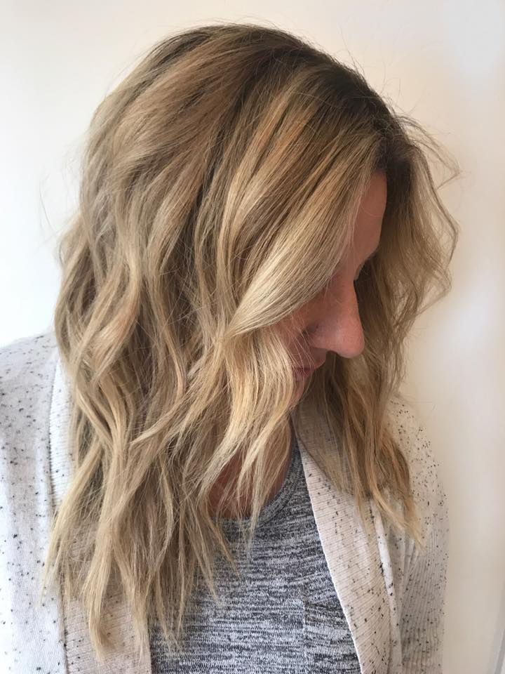 Fall blonde 🍂🍁🌾