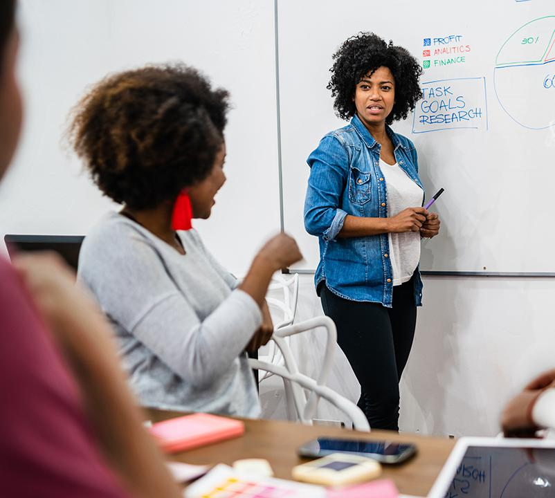 By networking with a group of like minded women, you can get further in your career than you can imagine.