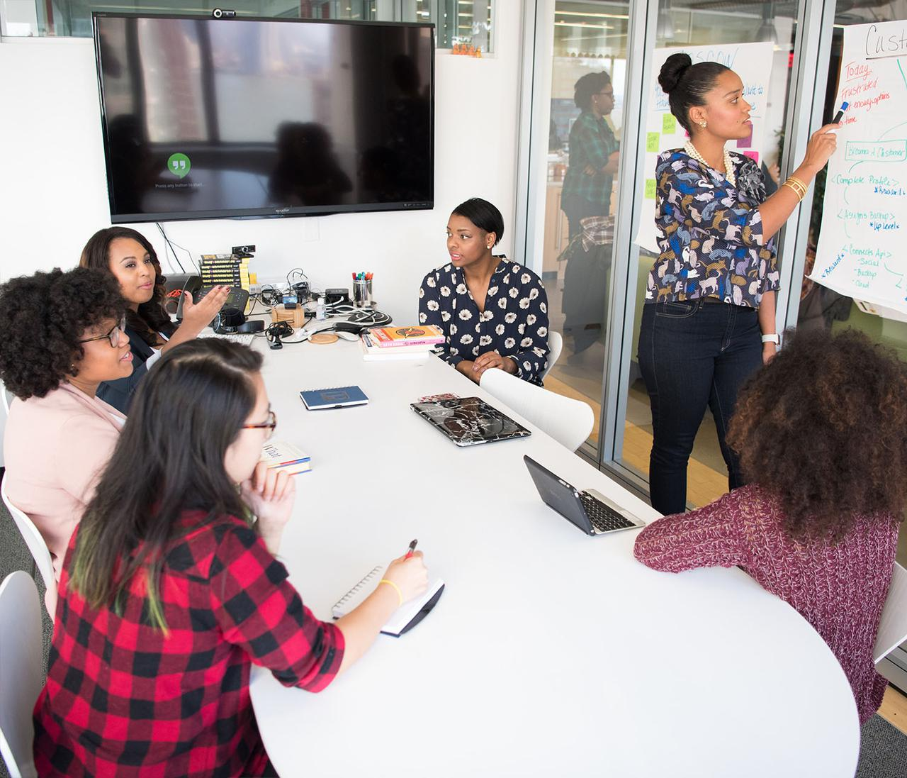 Our 5-step process has been proven to effectively help black women launch their careers to new heights.