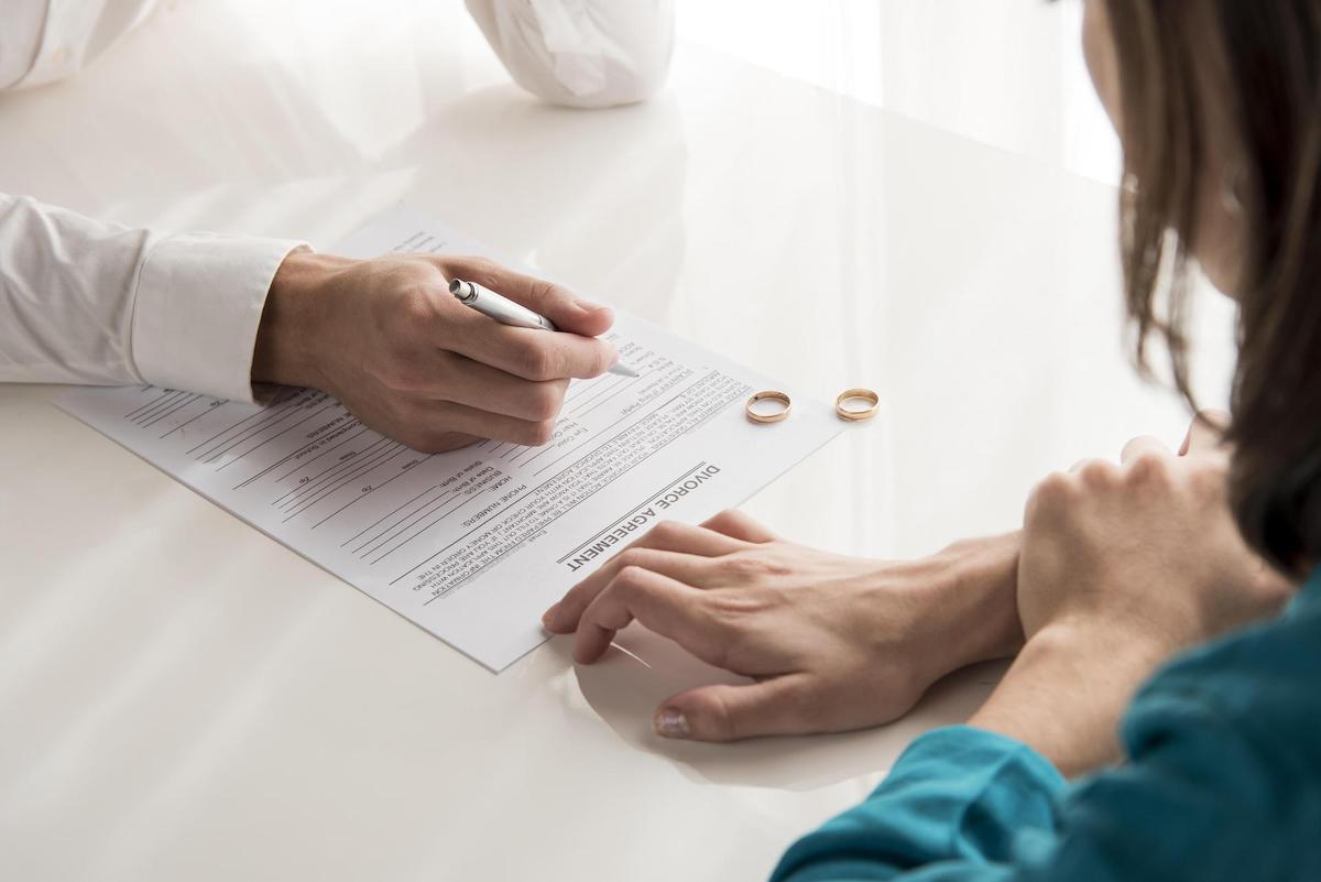 legal document preparation divorce