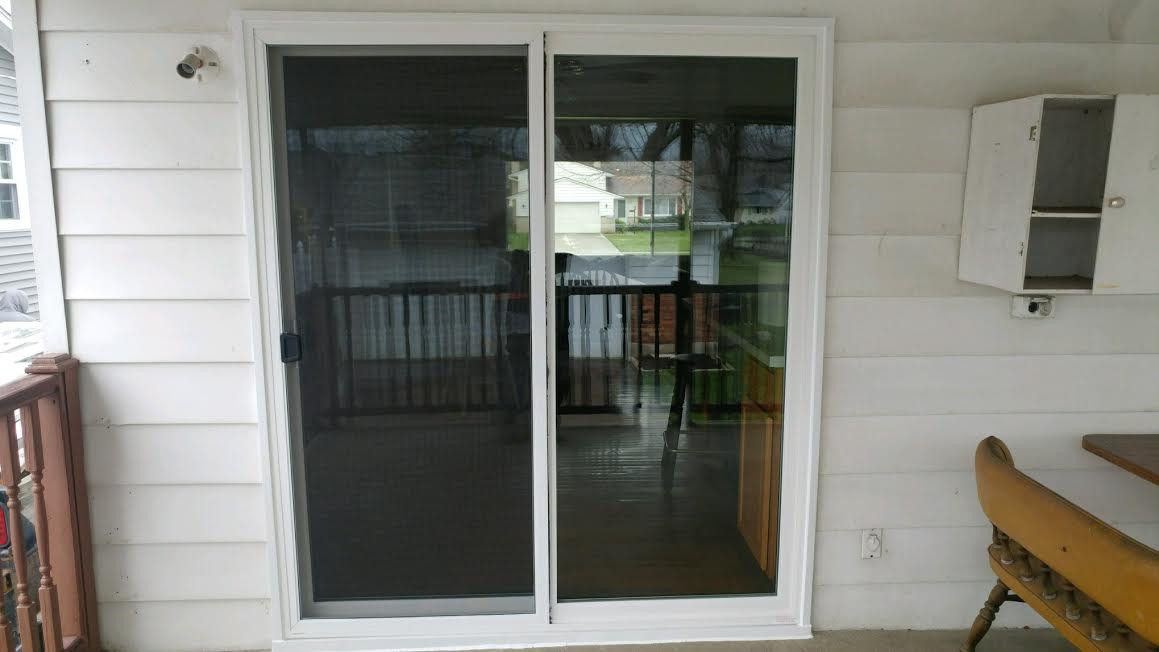 Their New Patio Door!