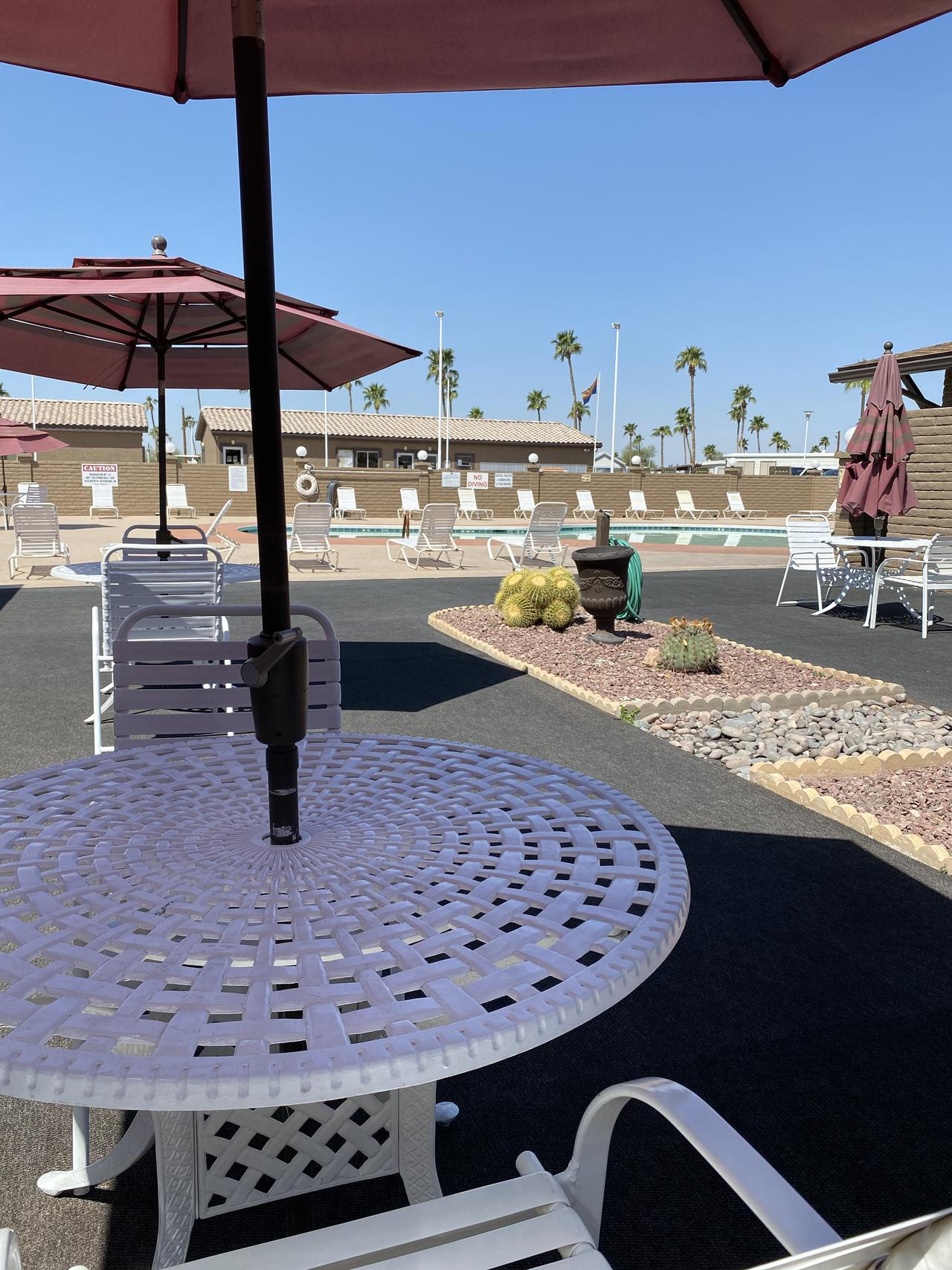 Enjoy all of our fantastic amenenties when you stay at our RV resort.