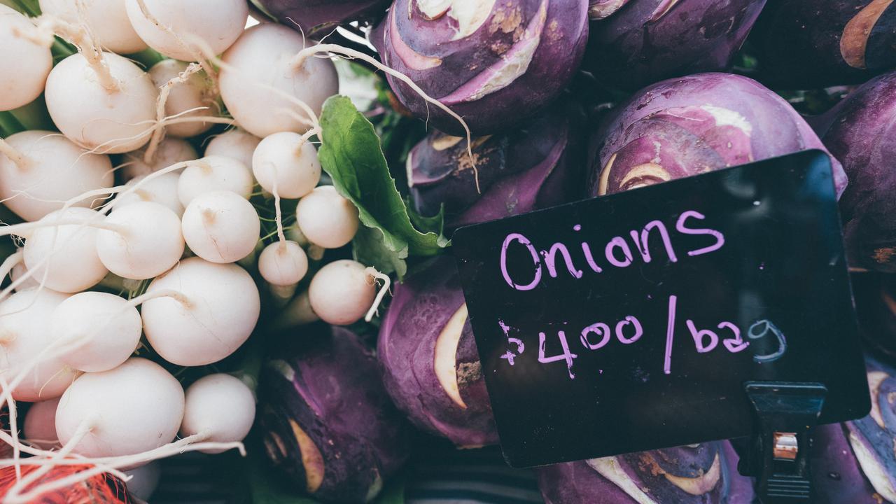 $4 Onions