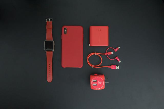Red Accessoires for Everyday <strong>Mobile Devices Accessories Tacoma</strong>