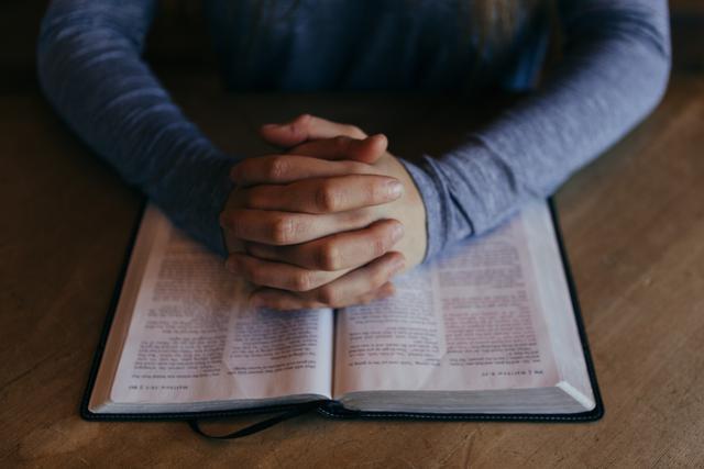 Taking prayer request in Sacramento, CA