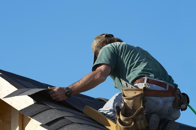 Dealing with roof maintenance and repair doesn't have to be