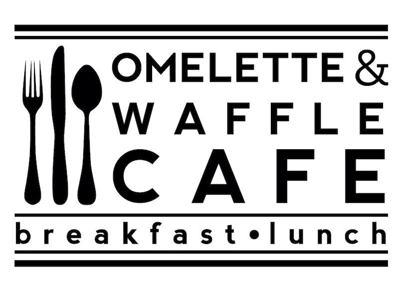 Find Plymouth's best sunday brunch at the Omelette & Waffle Cafe.