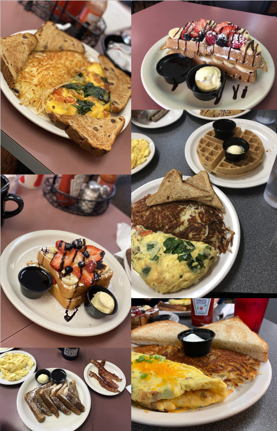 Your favorite breakfast take out places near Plymouth, MI must include Omelette & Waffle Cafe.