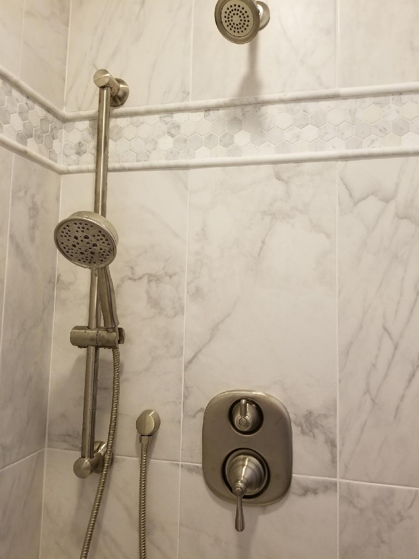 Shower Rough In