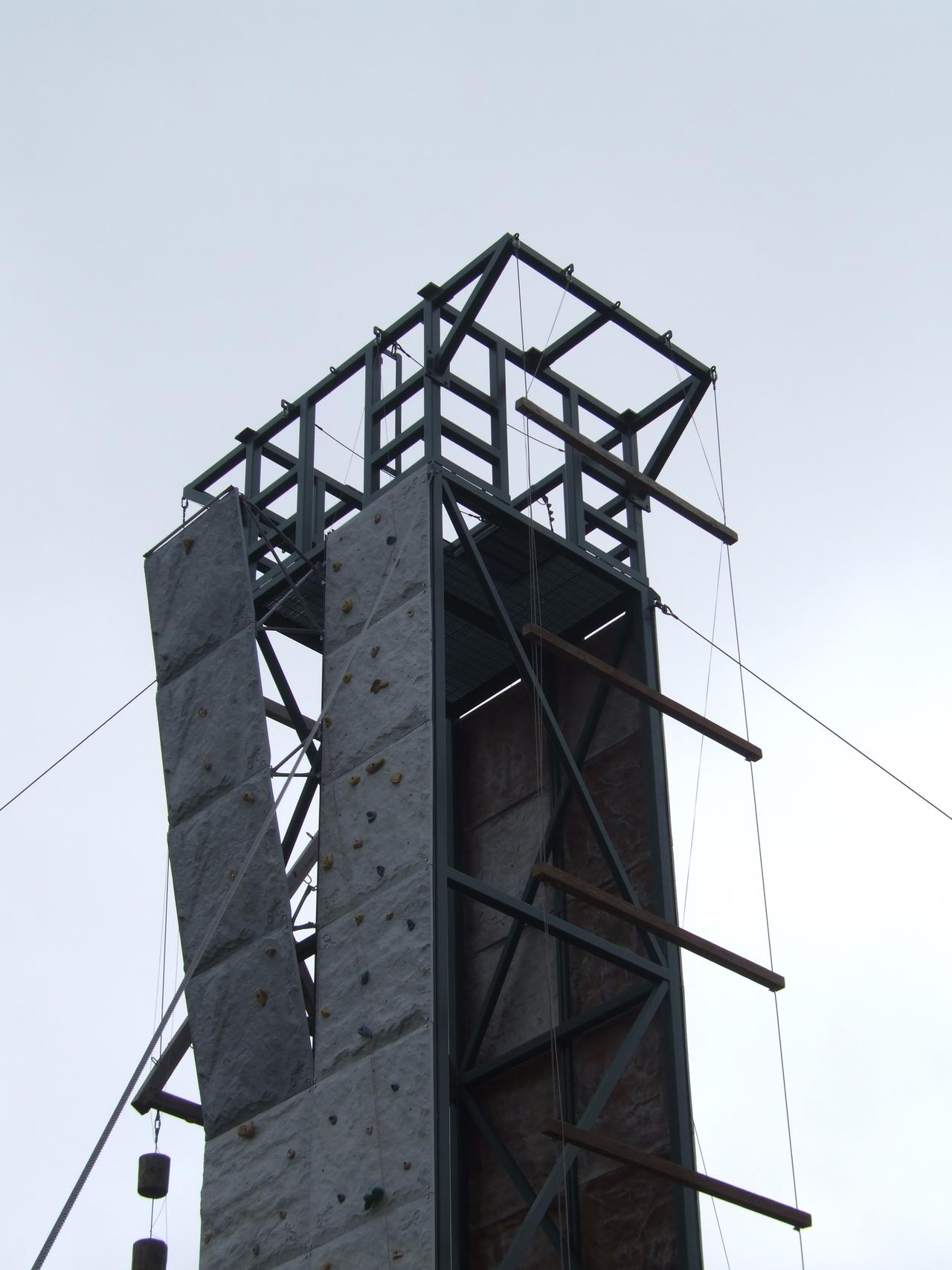 Steel Climbing Tower