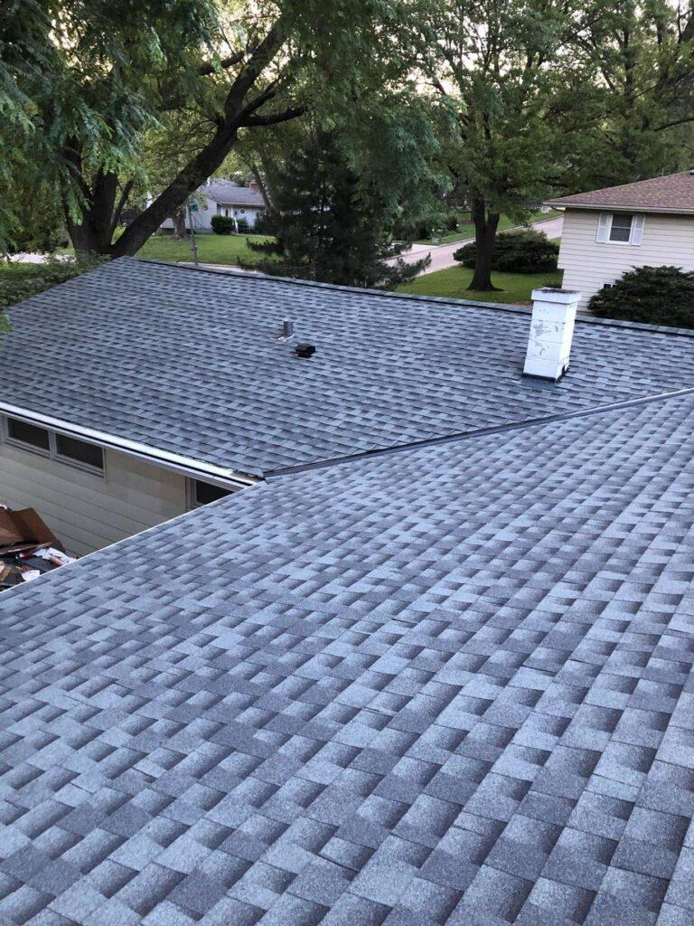 BEI can fix damaged roof shingles