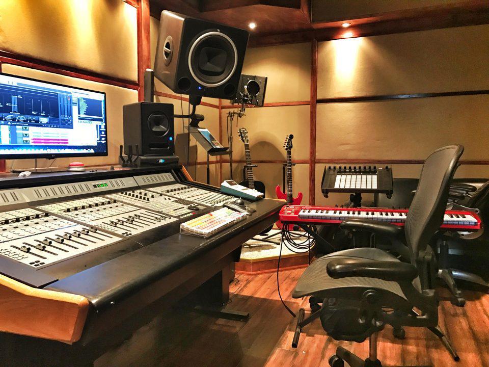 Rich Recording Studio Pic NYC min