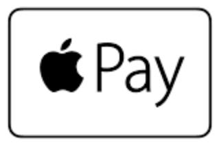 We accpept ApplePay