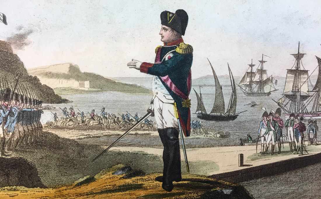 Exhibit highlights Napoleon Bonaparte's hidden history