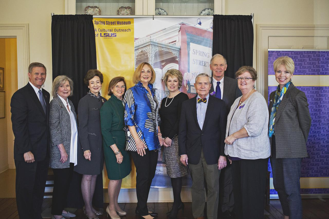 LSUS Foundation acquires Spring Street Museum