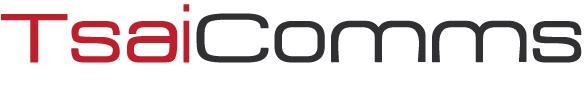 TsaiComms logo