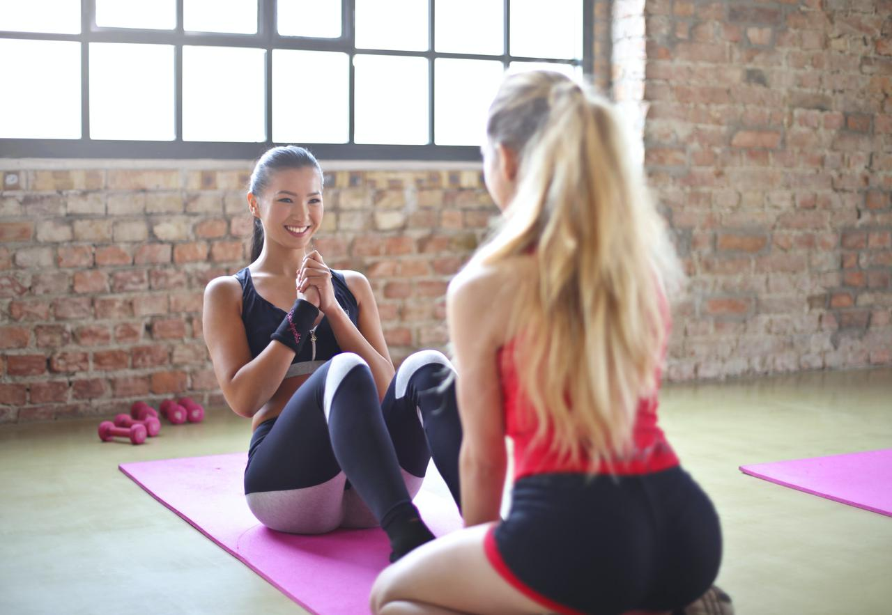Learn how to be a personal trainer.