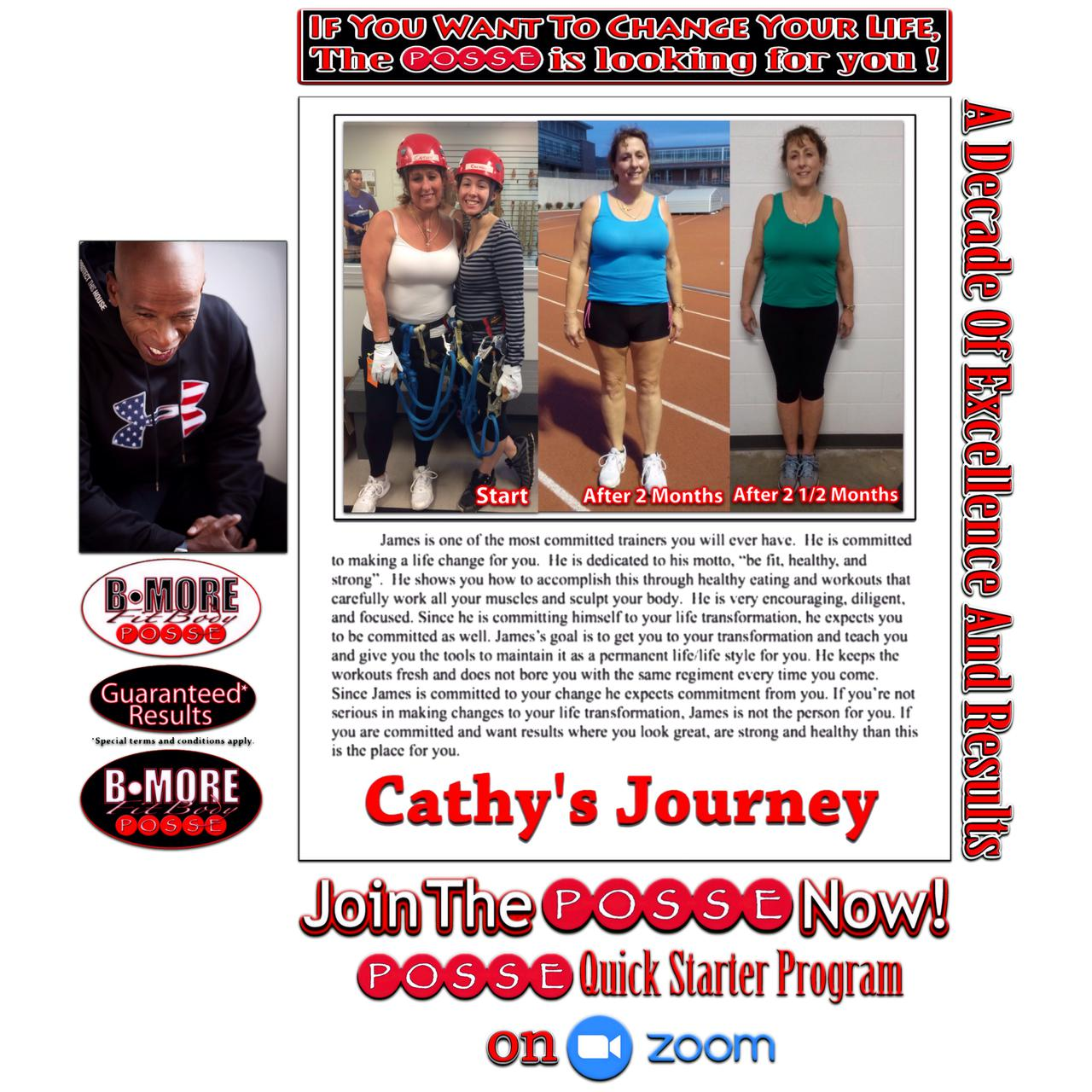 Personal fitness trainer for groups in Baltimore.