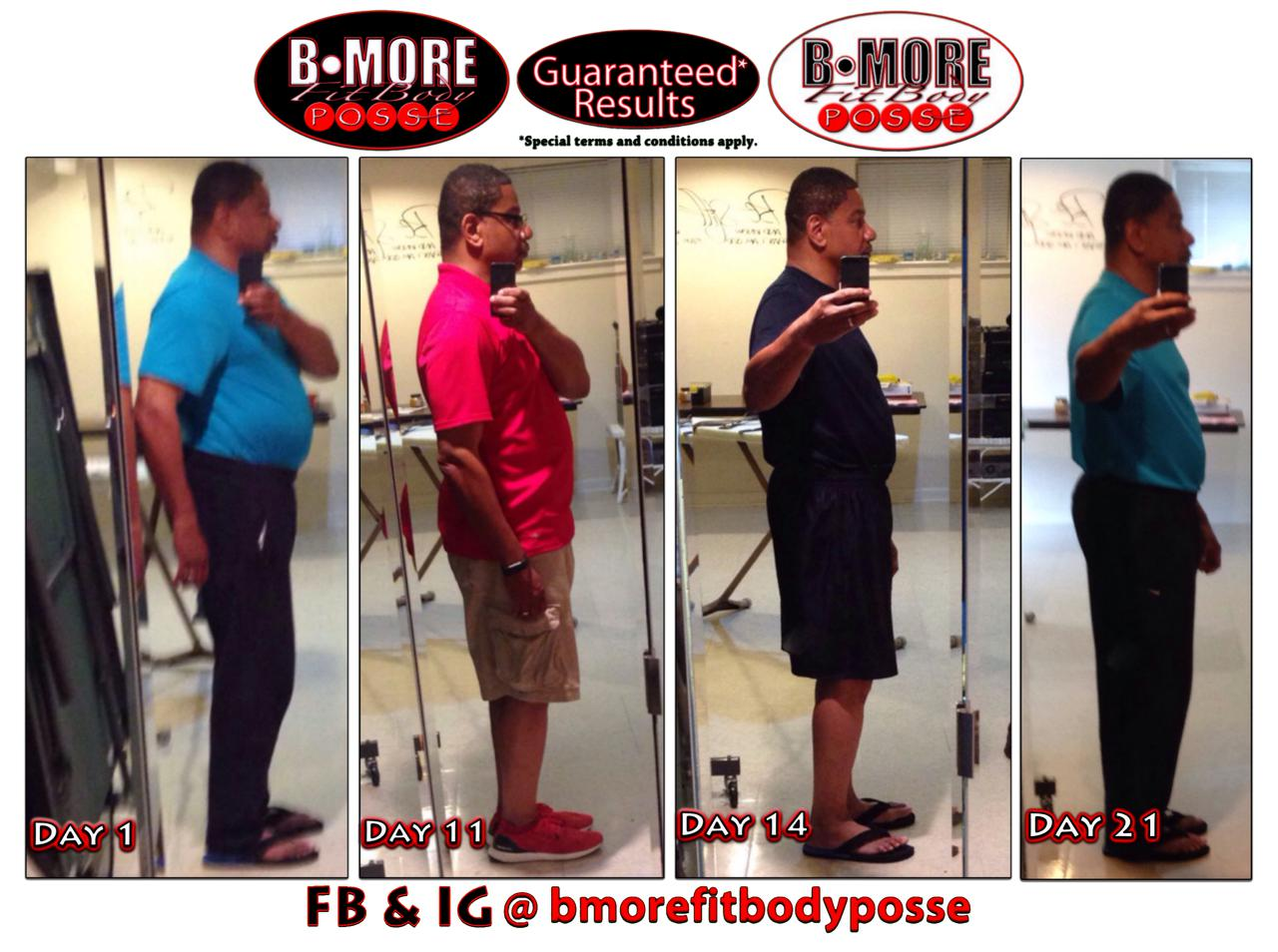 Training personal trainer in Baltimore, MD.