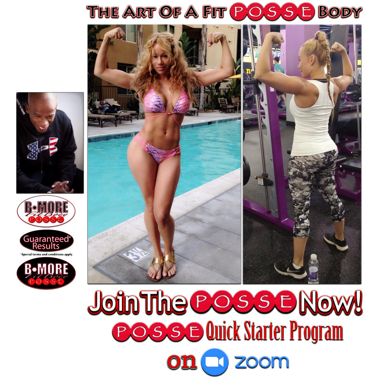 Celebrity trainer in Baltimore, MD.