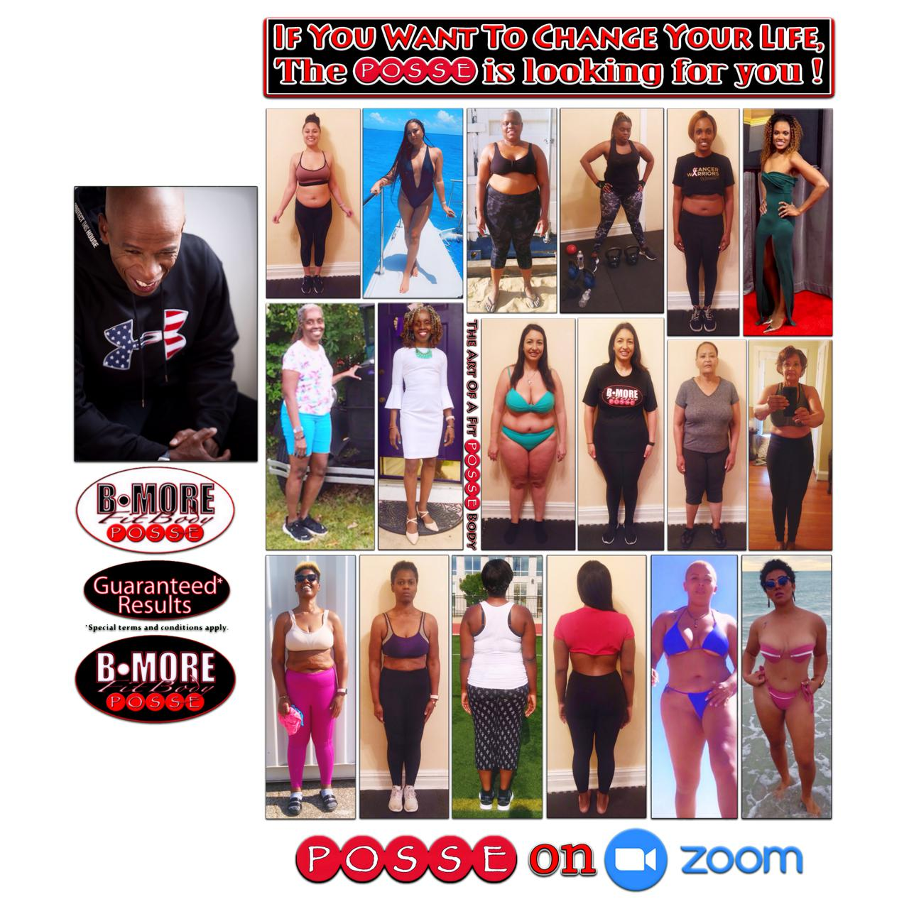 Group fitness classes in Baltimore, MD.