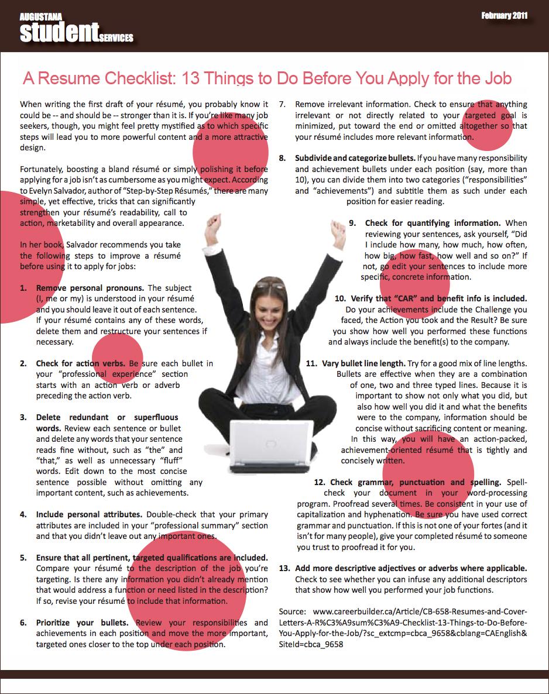 augustana college - a resume checklist.jpg
