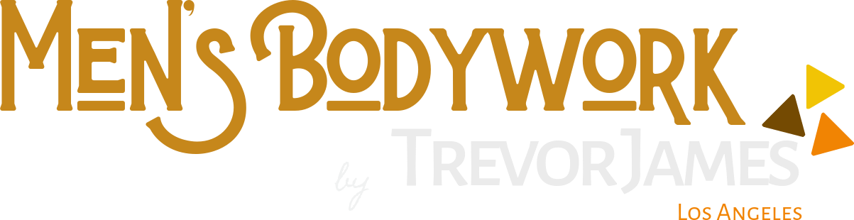 Men's Bodywork by Trevor James M4M Massage Logo