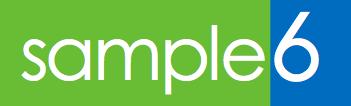 Sample6