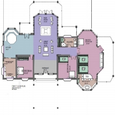 Assistance with creating your Dream Home Plans