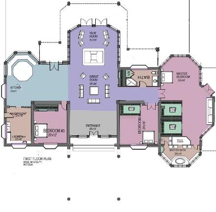 Floorplan after,