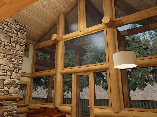 Grand Foyer Design from inside.