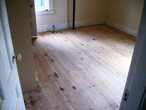 Wood Floor Stripping, Sanding & Restoration