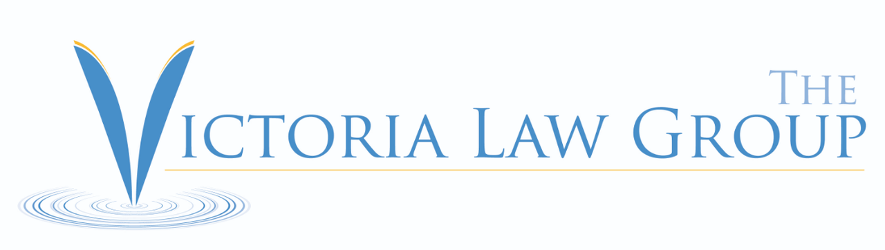 logo of the victoria law group, a business immigration and real estate law firm with offices in miami, fl and west palm beach, fl.