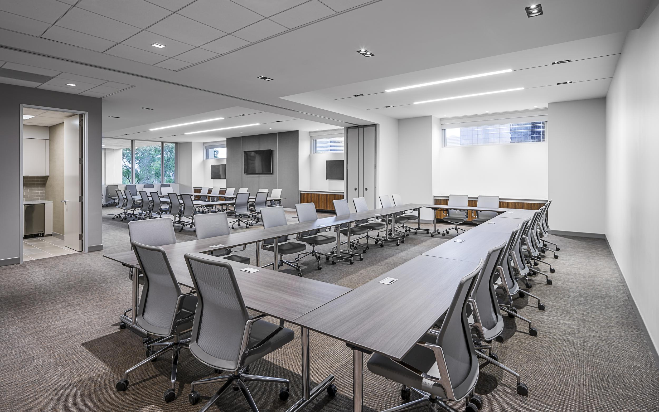Your business property in the West Loop isn't doing all it can unless it provides you amenities like a conference center.