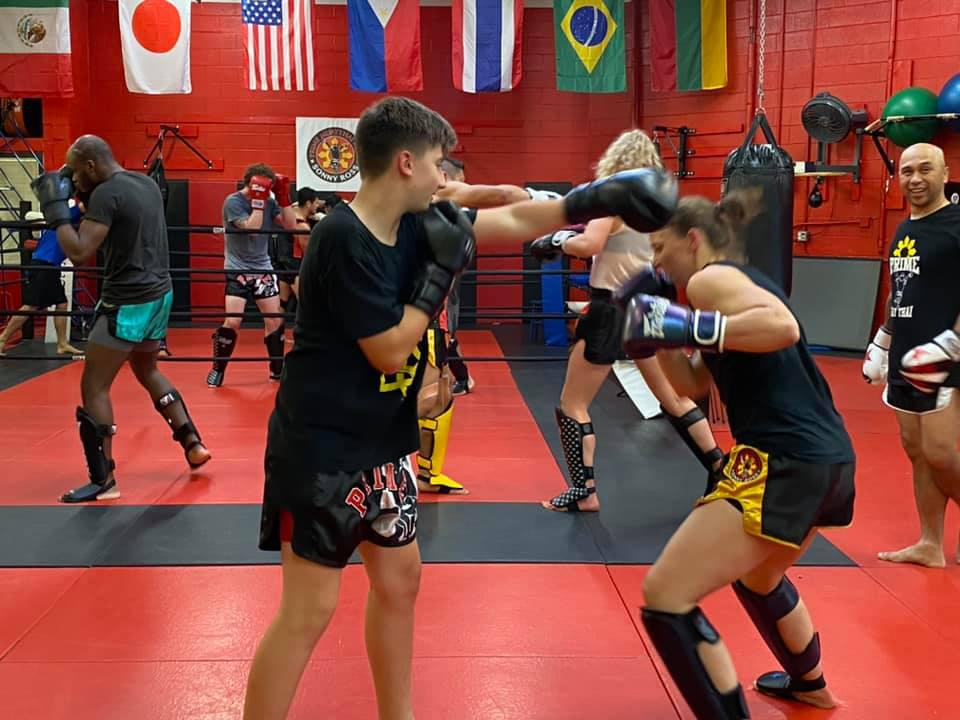 Learn Muay Thai in Lisle, Il.