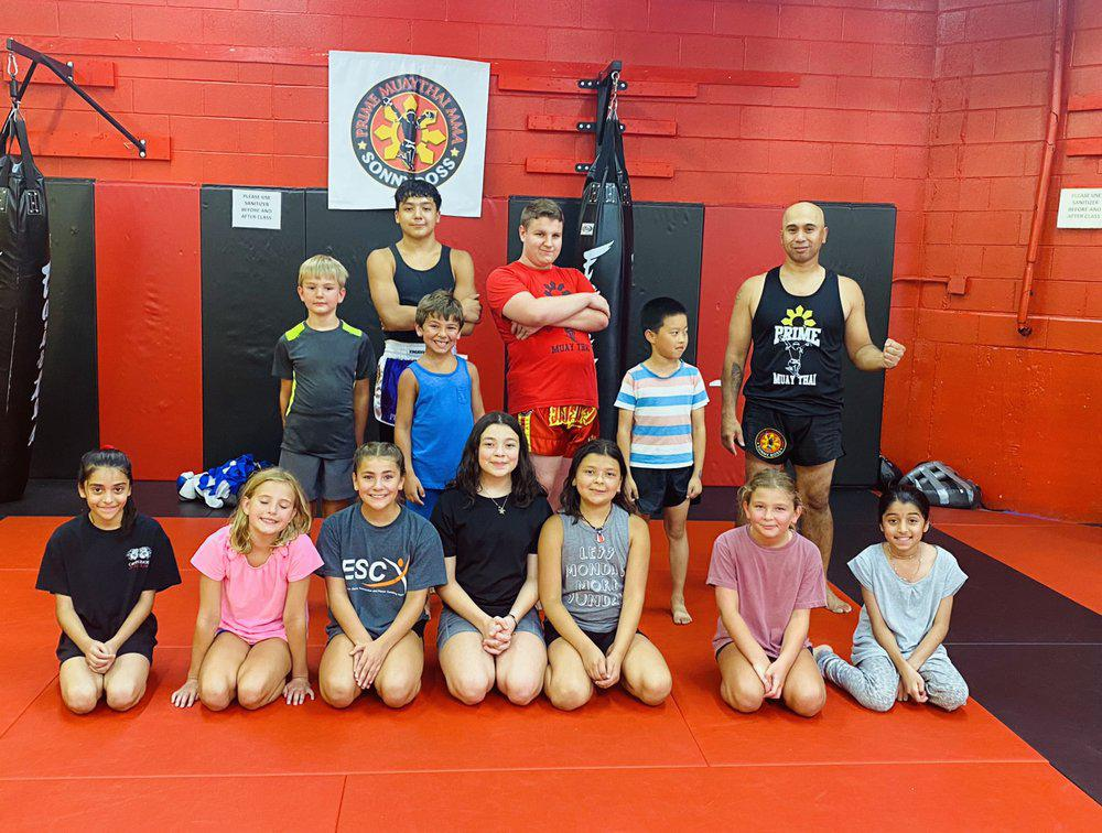 Martial arts classes for kids in Lisle.
