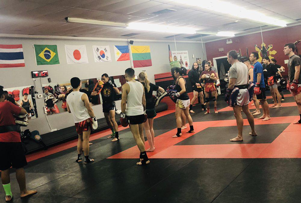 Learn Muay Thai and martial arts in Lisle, IL.