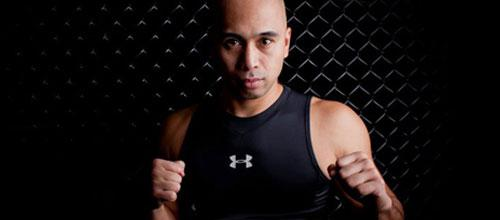 Image of an instructor for MMA Classes in Aurora.