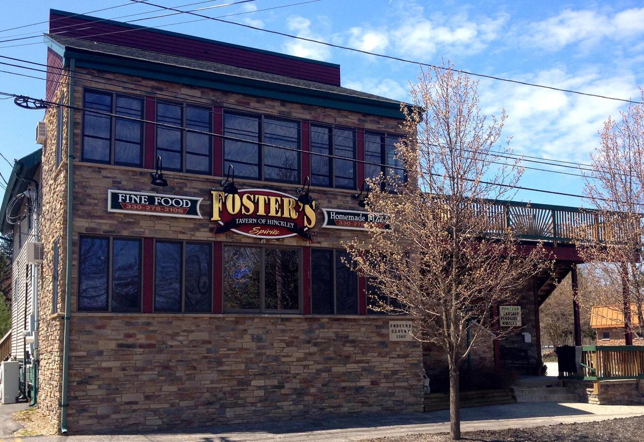 Foster's Taven Hinckley Ohio